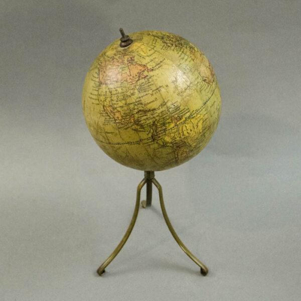 George Philip & Son 4-Inch Terrestrial Globe
