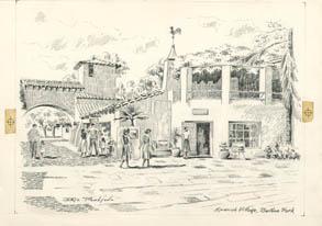 Balboa Park [The House of Hospitality]