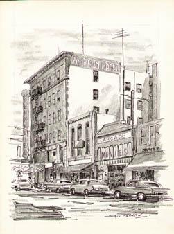 William Penn Hotel, San Diego