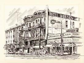 Hotel Horton, San Diego