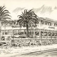 Drawings of Point Loma, San Diego