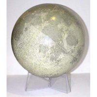 Rand McNally 12-Inch Lunar Globe