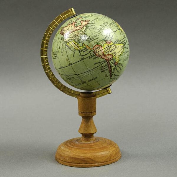 Y. Sukagawa 3-Inch Terrestrial Table Globe