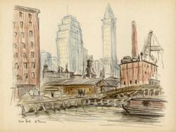 East River Docks