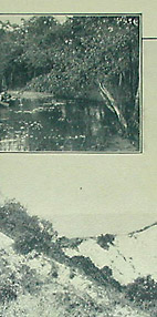 Photographs and Map, Long Island