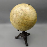 L. Windels 12.75-inch Table Globe, Globe Terrestre