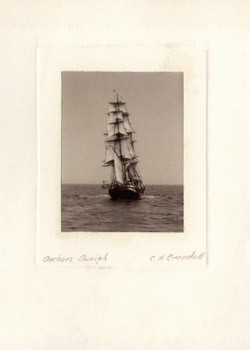 Yacht Square-Rigger Race Scrapbook