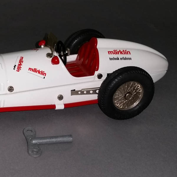 Racecar detail