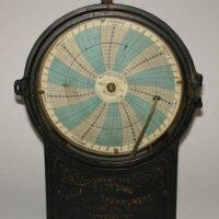 Measuring Device, Draper's Self Recording Thermometer