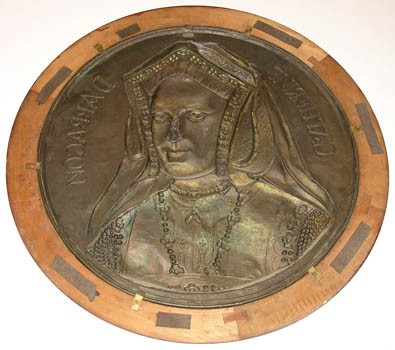 Henry IV, King of France and Catherine of Aragon