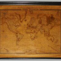 Williams World Map