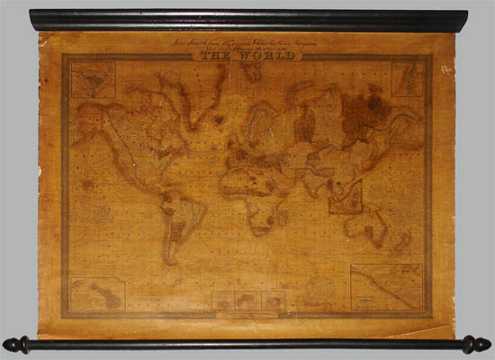 Williams World Map
