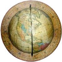 19th Century Globes