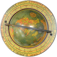 20th Century Globes