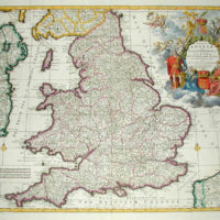 Map, England and Wales