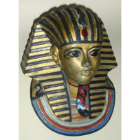 King Tutankhamen Funerary Mask