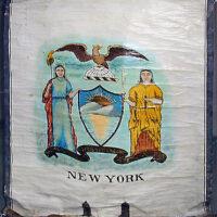 Banners, U.S. Folk Art State Seal Banners