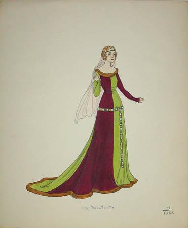 La Debutante, 1388 (No. 21)