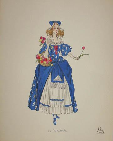 La Debutante, 1663