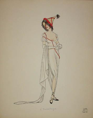 L'Excentrique, 1810 (No. 210)