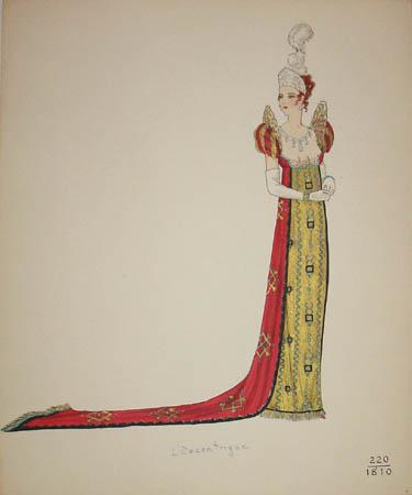 L'Excentrique, 1810 (No. 220)