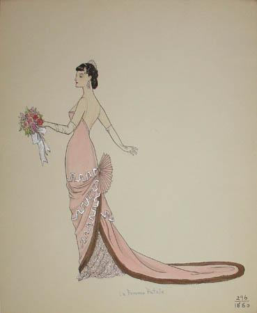 La Femme Fatale, 1880