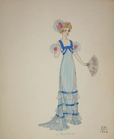 La Debutante, 1910