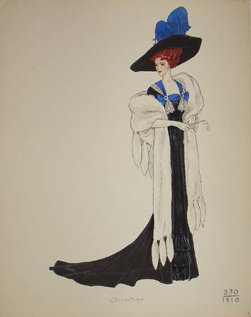 L'Excentrique, 1910