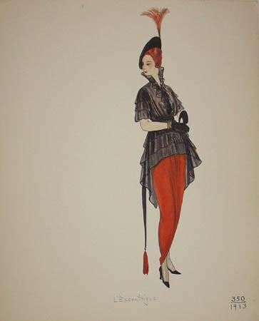 L'Excentrique, 1913 (No. 350)