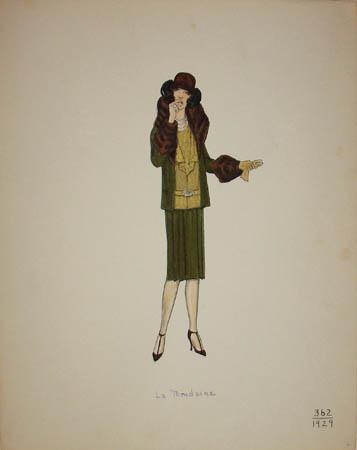 La Mondaine, 1929