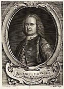 George Edwards (1694-1773)