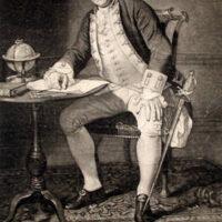 Portrait of Commander Philip Affleck