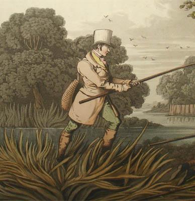Pike Fishing detail