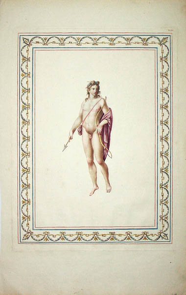 Apollo with Bow and Arrow