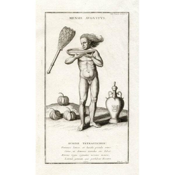 Mensis Augustus [August]