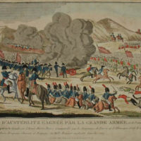 Battle of Austerlitz Won by the Grand Army