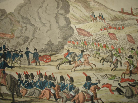 Battle of Austerlitz detail