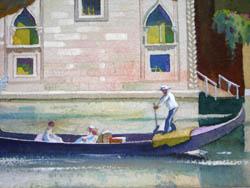 Ca d'Oro Venice detail