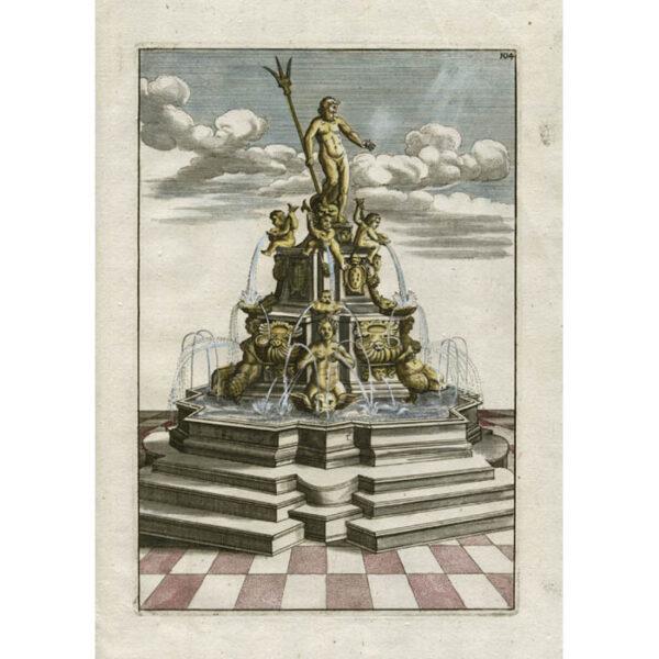 Böckler, Architecturea Curiosa Nova Pars Tertia, Plate 104
