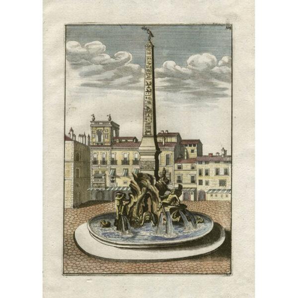 Böckler, Architecturea Curiosa Nova Pars Tertia, Plate 108