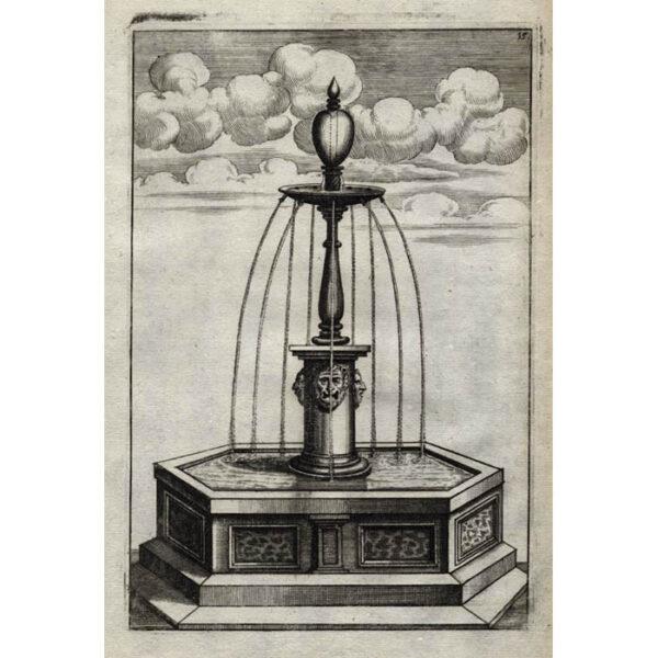 Böckler, Architecturea Curiosa Nova Pars Tertia, Plate 15