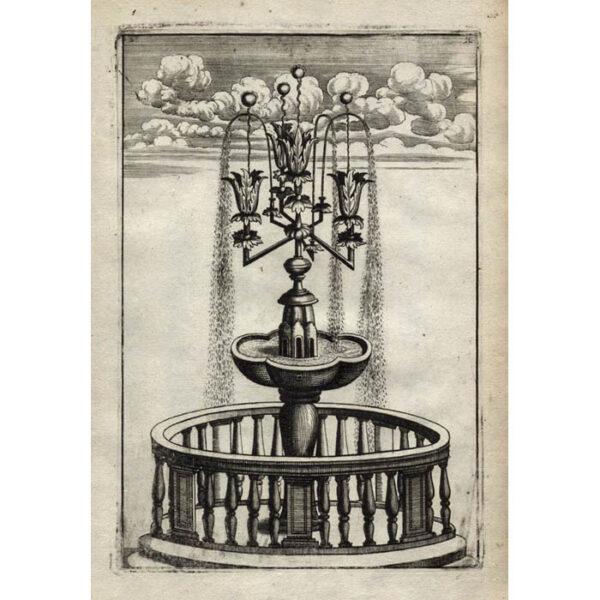 Böckler, Architecturea Curiosa Nova Pars Tertia, Plate 16