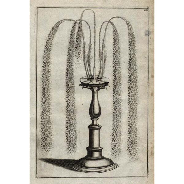Böckler, Architecturea Curiosa Nova Pars Tertia, Plate 28