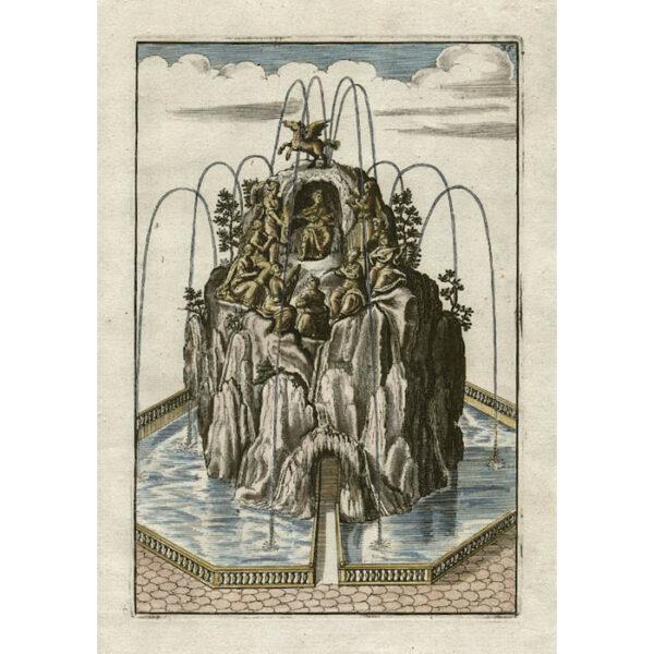 Böckler, Architecturea Curiosa Nova Pars Tertia, Plate 35