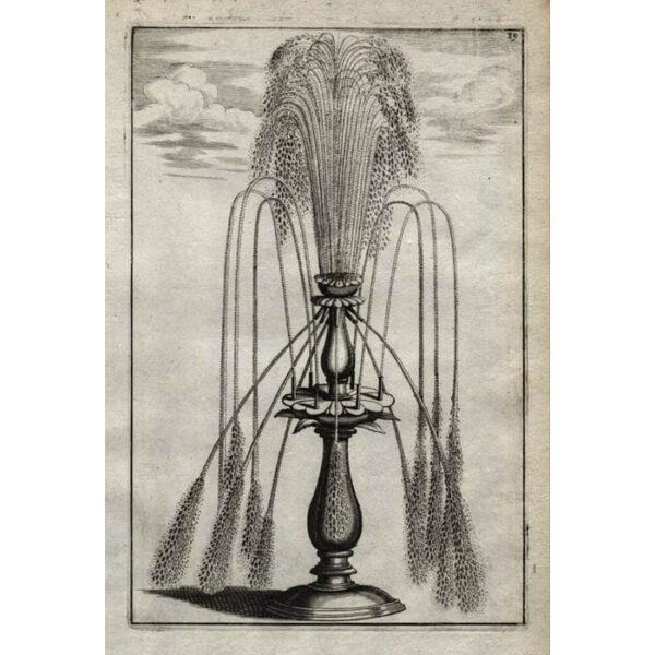 Böckler, Architecturea Curiosa Nova Pars Tertia, Plate 39