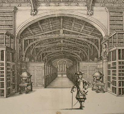 Detail of interior views