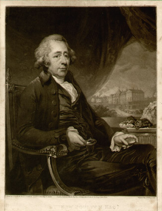 Matthew Boulton, Industrialist and Entrepreneur