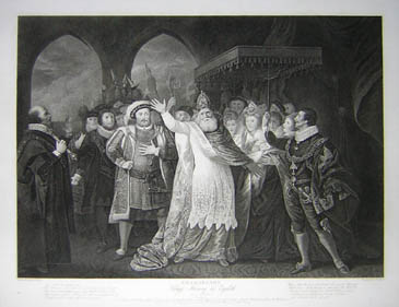 King Henry the Eighth: Act V, Scene IV