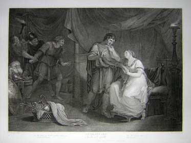 Troilus and Cressida: Act II, Scene II
