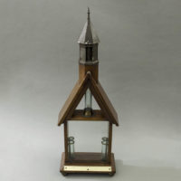 Boyle's Patent Air Pump Ventilator Architectural Demonstration Model